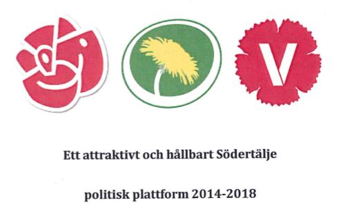 politisk plattform samarbete